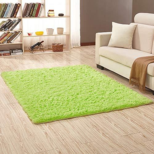 F-JX Superweicher Wohnzimmerteppich, Verdickung Anti-Skid Baby Safe Teppiche, für Schlafzimmer Teppich Home Decor Kinderzimmer Teppiche Kids Mat,C,120x120cm