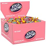 JOLLY RANCHER Hard Candy, Watermelon, 160 Count (1 Pack)