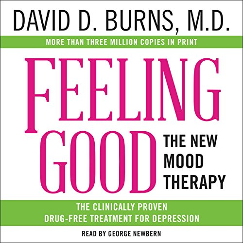 Feeling Good audiobook cover art