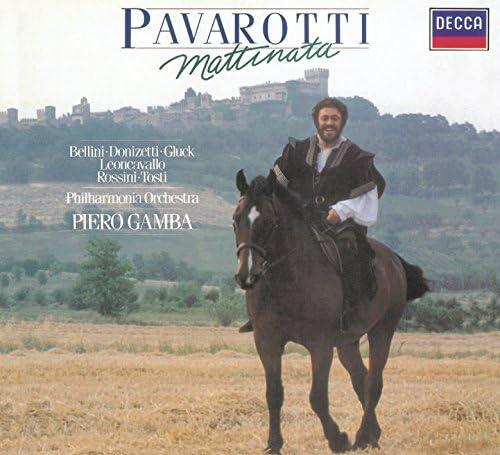 Luciano Pavarotti, New Philharmonia Orchestra & Piero Gamba