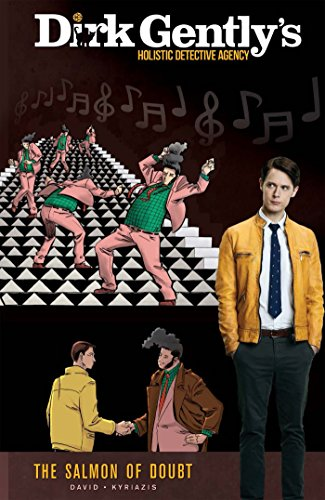 Dirk Gently's Holistic Detective Agency: The Salmon of Doubt, Vol. 2: 4