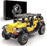 ShupBear Creator Speed Racing Car Set,Building Blocks Kit Set;Adult Truck Model Toy for Boy(601PCS)
