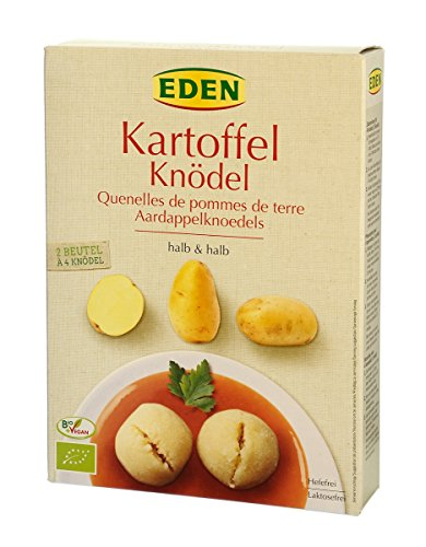 Eden Bio Kartoffelknödel halb & halb 2x115g