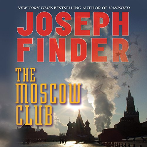 The Moscow Club audiobook cover art