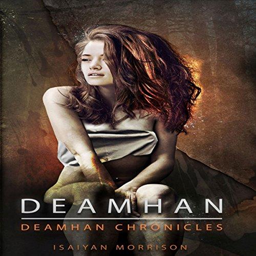 Deamhan audiobook cover art