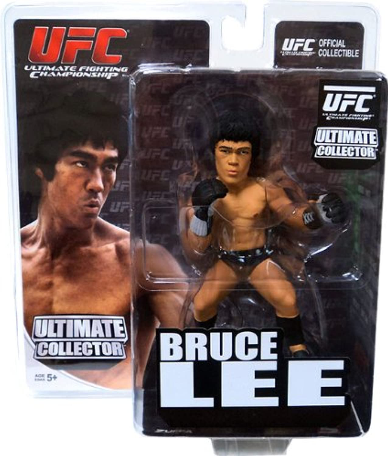 UFC Ultimate Collector Series 7 Action Figure - Bruce Lee