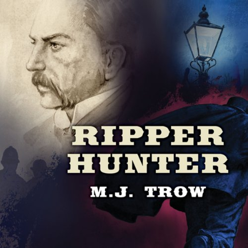 Ripper Hunter audiobook cover art