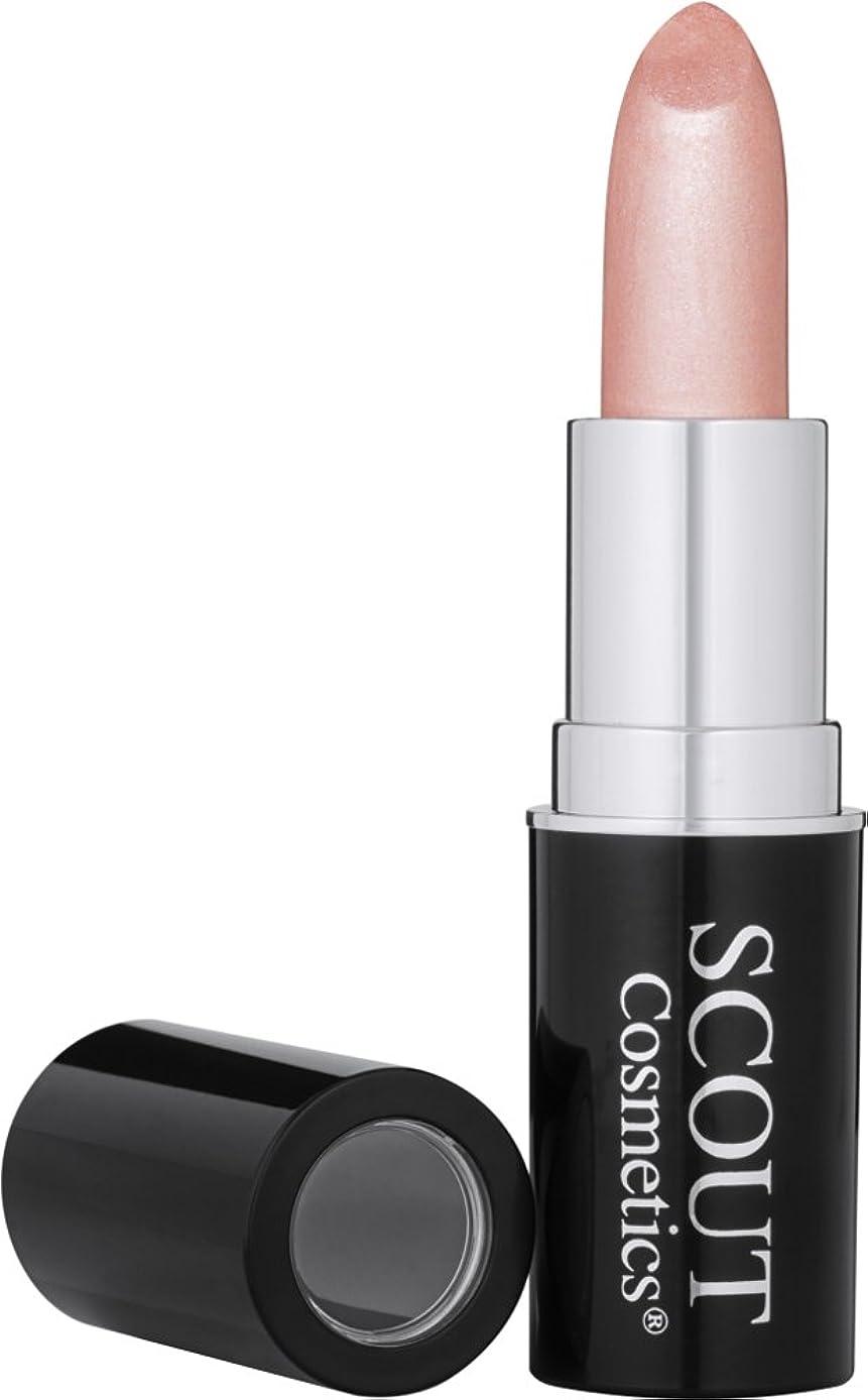 聴覚みなさんキリマンジャロSCOUT Cosmetics Organic Pure Colour Lipstick - # Love 6g/0.2oz並行輸入品