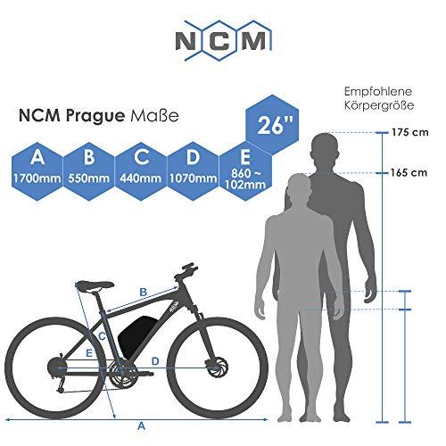 NCM Prague 36V 26″Zoll E-MTB kaufen  Bild 1*