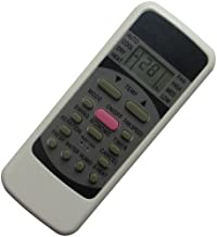 ecox air conditioning remote control
