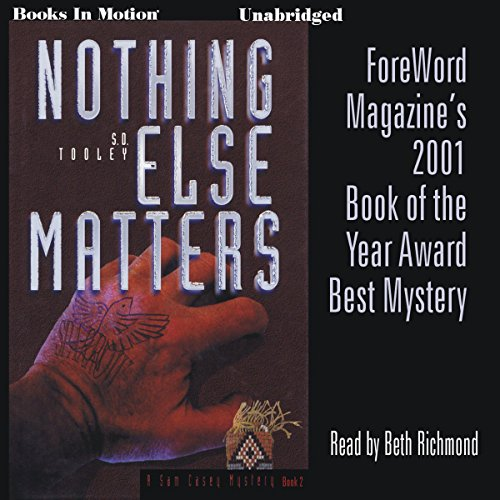 Nothing Else Matters audiobook cover art