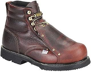 Carolina Shoe Work Boots, Size 6-1/2, Toe Type: Steel, PR - 508