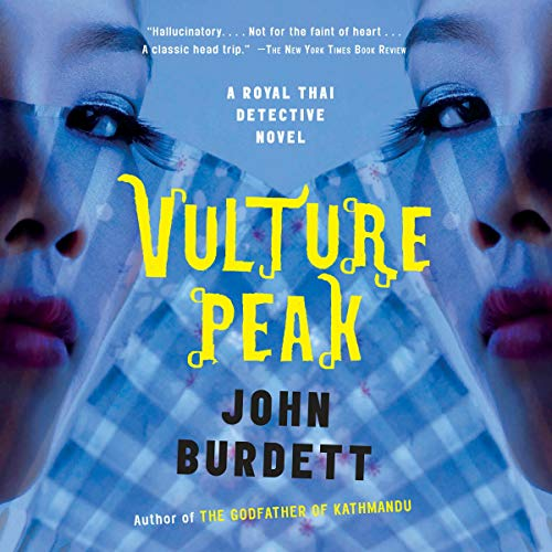 Couverture de Vulture Peak