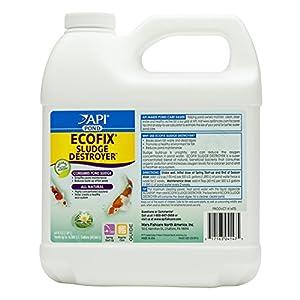 API POND ECOFIX SLUDGE DESTROYER Pond Water Clarifier and ...