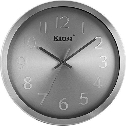 King Home o1673002 Horloge Murale