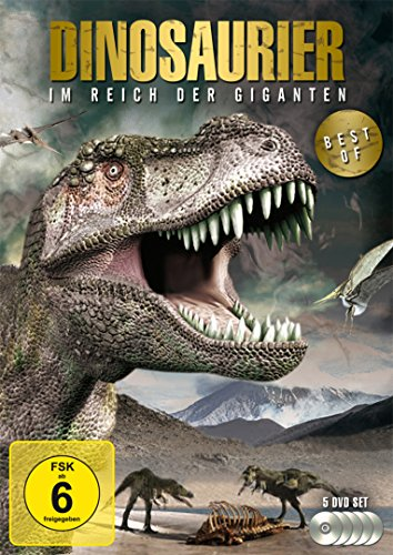 Dinosaurier - Im Reich der Giganten [5 DVDs]