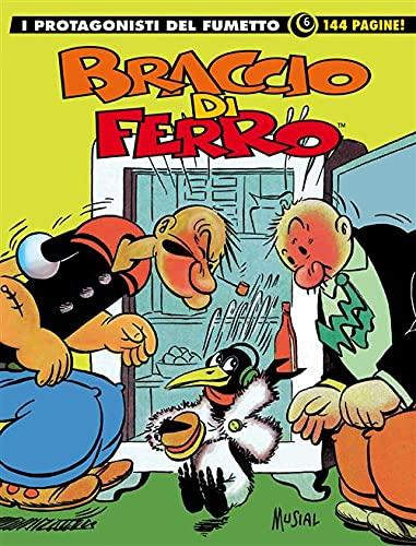 Braccio di Ferro. I protagonisti del fumetto (Vol. 6)