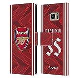 Head Case Designs Officiel Arsenal FC Gabriel Martinelli 2020/21 Joueurs Home Kit Groupe 2 Coque en...