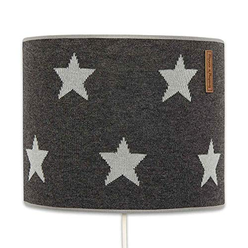 BO Baby's Only - Applique murale Star - Anthracite/Gris - 20 cm