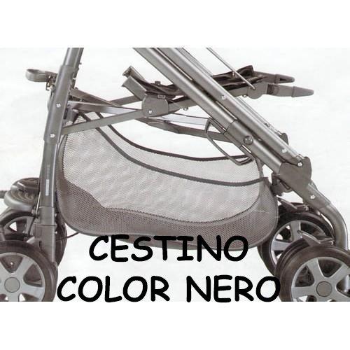 CESTINO CESTELLO BASKET PER PASSEGGINO PLIKO P3 PEG PEREGO