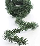 Christmas Garlands can be use for home, hotel ,restaurant, decoration Length 25 meter Long Hangs easily,you can hang them to anywhere you want to place. very suitable for Christmas decoration, increase the festive atmosphere.
