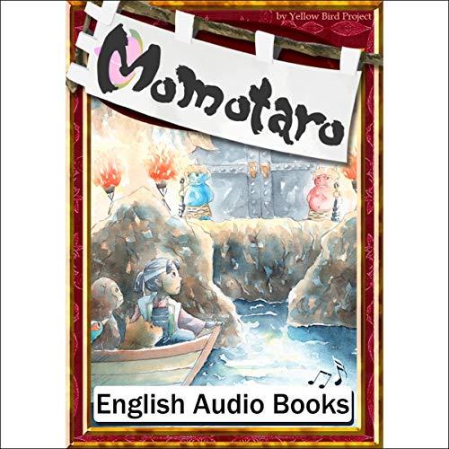 『Momotaro(ももたろう・英語版)』のカバーアート