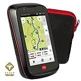Falk Fahrrad GPS Navigationsgerät Tiger PRO kapazitives Display 25 Länder Premium-Karte Fahrradhalterung gerät