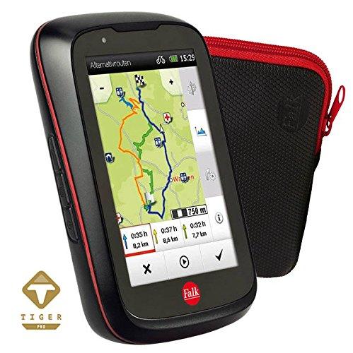 Falk Tiger PRO GPS-Fahrrad-Navi