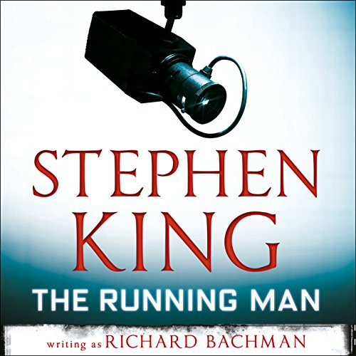 The Running Man audiobook cover art