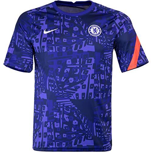 Nike Chelsea Pre-Match Trikot (XL, Concord)