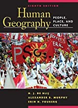 Best human geography: people place and culture 8th edition Reviews