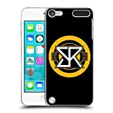 Official WWE Monogram Seth Rollins Hard Back Case Compatible for Apple iPod Touch