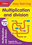 Multiplication and Division Ages 7-9: Ideal for home learning (Collins Easy Learning KS2)