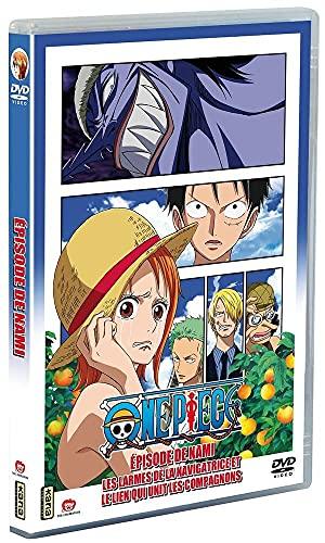 One Piece-Episode of Nami : Les Larmes de la navigatrice + Le Lien des compagnons