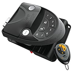 Upgrade Your RV's Security with the Convenience of Keyless Entry The V4 is the Industry's Most Innovative and Secure Keyless RV Handle Includes: (1) V4 Keyless Handle with Integrated Keypad, (1) Remote Fob, (2) Mechanical Keys and Simple Installation...