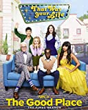 TianSW The Good Place Season 4 (14inch x 18inch/35cm x 44cm) Waterproof Poster No Fading Christmas Best Gift for Children