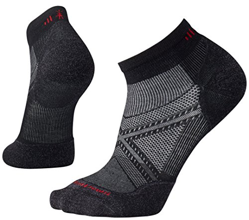 Smartwool PhD Run Light Elite Low Cut Performance Sokken