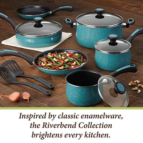 Paula Deen Riverbend Nonstick Cookware