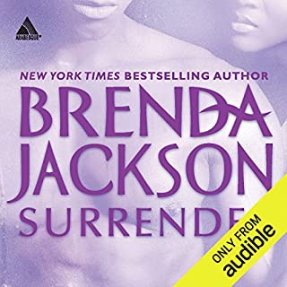 Surrender                   By:                                                                                                                                 Brenda Jackson                               Narrated by:                                                                                                                                 Pete Ohms                      Length: 8 hrs and 22 mins     187 ratings     Overall 4.6