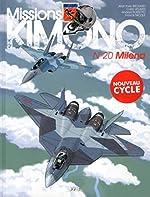 Mission ''Kimono'' T20 Milena de Carlo Velardi