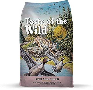 Taste of The Wild Grain Free High Protein Real Meat Recipe Rocky Mountain Premium Dry