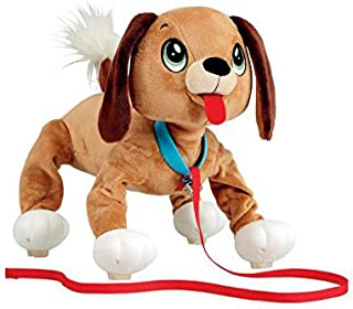Sponsored Ad - Snuggle Pets Peppy Pups - Brown Dog