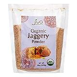Jiva Organics Organic Jaggery Powder 14 Ounce -...