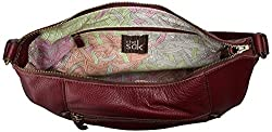 The Sak Sequoia Hobo Bag, Cabernet