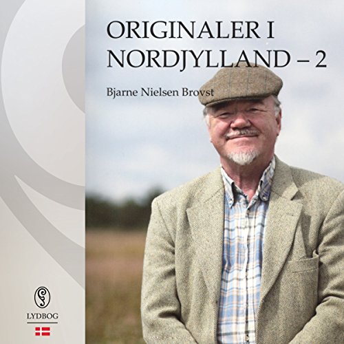 Originaler i Nordjylland 2 (Danish Edition) audiobook cover art
