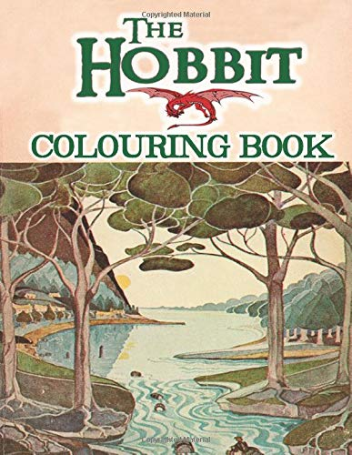 The Hobbit Colouring Book: Coloring All Your Favorite Characters in The Hobbit