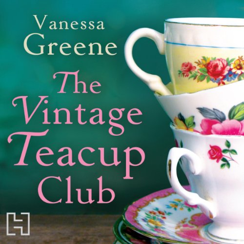 The Vintage Teacup Club audiobook cover art