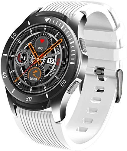 Smartwatch - Reloj inteligente para hombre y mujer, con Bluetooth, resistente al agua, monitor de sueño, a presión arterial