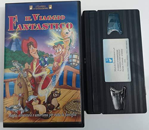 IL VIAGGIO FANTASTICO - ALFADEDIS ENTERTAINMENT (INEDITO IN DVD)