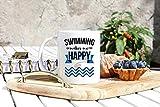 N\A Taza de café de Nadador - Regalos de Nadador - Regalos de...